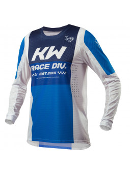 7.0 DIV BLUE Crossshirt