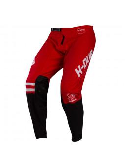 Pantaloni 7.0 K-DUB RED BAMBINO